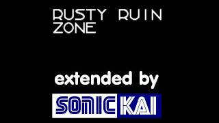 Sonic 3D Music: Rusty Ruin Zone Act 2 [extended] Resimi