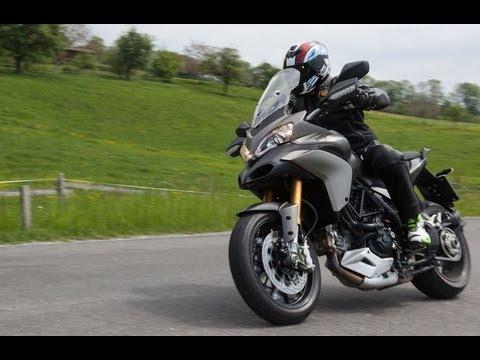 """Ducati Multistrada 1200 S - """"Reiseenduro-Test 2012"""""""