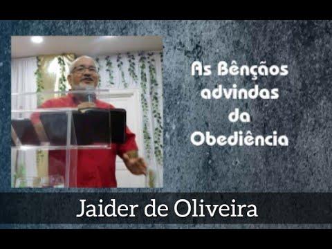 Devocionário Obpc. 01 de Janeiro. As bênçãos advindas da Obediência.