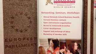 Network Dublin Meeting May 2014 at European Parliament Office @EPinIreland