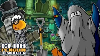 Halloween party hang out (Club Penguin Rewritten LIVE STREAM) #RoadTo500Subscribers
