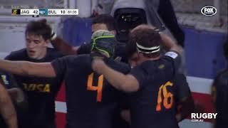 2018 Super Rugby Round 14: Jaguares vs Bulls