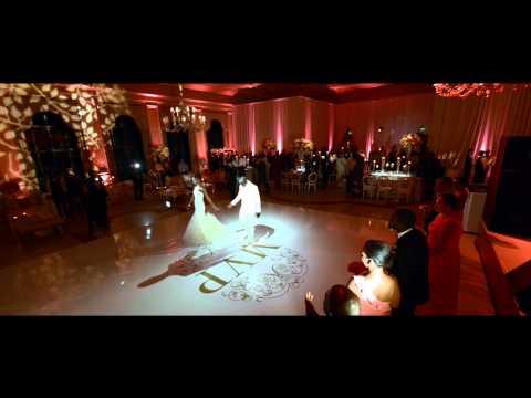 Santonio Holmes and Lauren Estes Wedding Movie Trailer