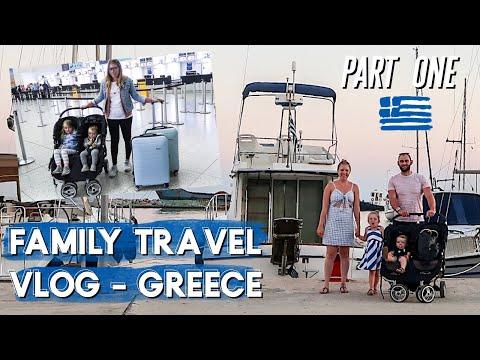 TRAVEL VLOG - GREECE | FAMILY HOLIDAY TO HALKIDIKI | IKOS OCEANIA