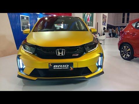 New 2019 Honda Brio Rs Brio Custom Millenial Project At Iims Indonesia Motorshow Youtube