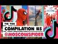 Spider-Man in Real Life   TikTok compilation 2020 p.5 @moscowspider