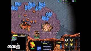 StarCraft Brood War Gameplay
