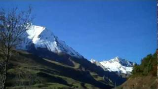 La montée du Col du Soulor depuis Arrens Marsous