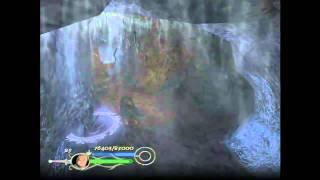 Live Gameplay/El señor de los anillos - El Retorno del Rey/Camino del Hobbit - Ella la araña