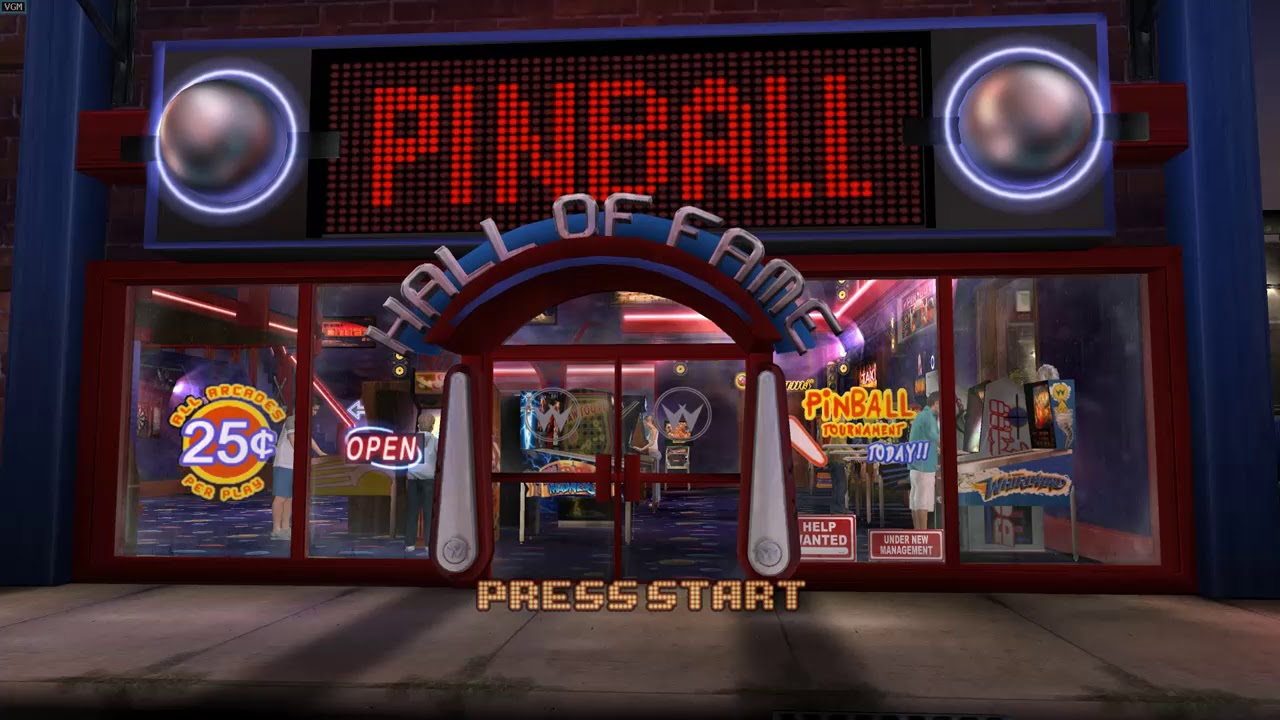 Flipper Frenzy - Pinball Hall of Fame Soundtrack