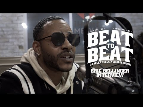 DJ Hella Yella (58498) - #BeatToBeat with Eric Bellinger