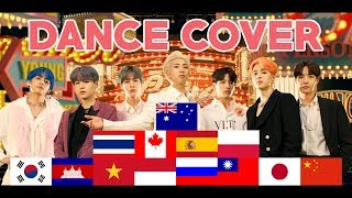 Download lagu BTS Dance Cover Worldwide Compilation from Korea Thailand Cambodia Others