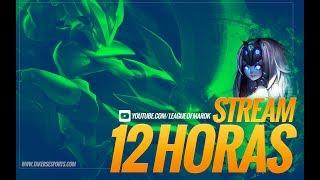 STREAM 12 Hrs // SOLO Q  (challenger en s6)