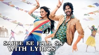 Saree Ke Fall Sa | Full Song With Lyrics | R...Rajkumar
