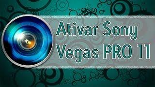 Como Ativar SonyVegas PRO 11