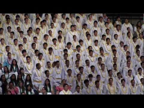 Kamehameha Schools Song Contest 2011 - Sons of Hawai