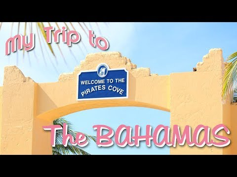 MY TRIP TO THE BAHAMAS| Cruise Vlog