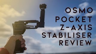 DJI Osmo Pocket Z-Axis / 4th Axis Stabilizer Review