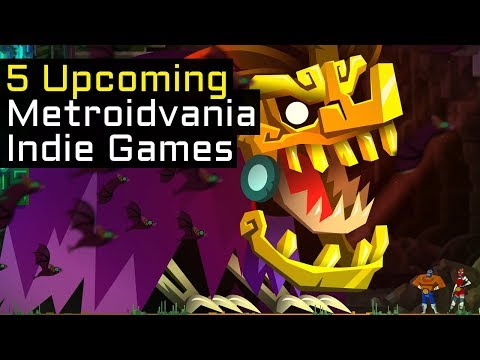 Top 5 Upcoming Castlevania Inspired / Metroidvania Indie Games in 2018/2019 - Part 4