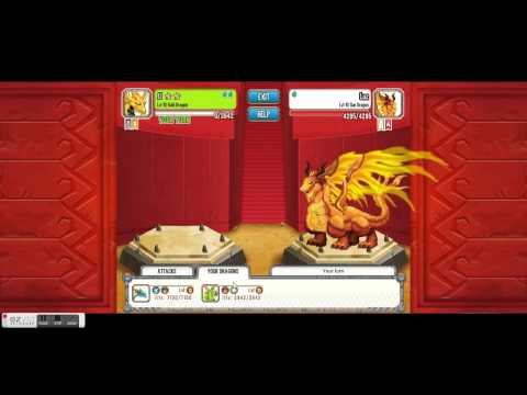 Dragon City: Battle 3 pegasus