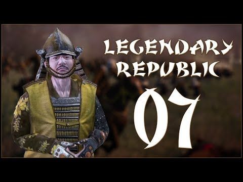 THE TSU SHOWDOWN - Obama (Legendary Republic) - Fall of the Samurai - Ep.07!