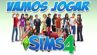 The Sims 4 Deluxe Edition | #1 Vamos Jogar