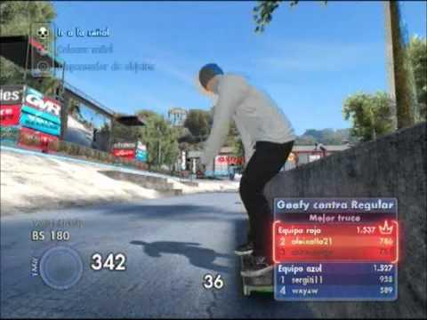 Goofy Vs Regular Live Skate 3 Con Astrocampo Sergiti11 Y Wxyzw Ep 1 Youtube