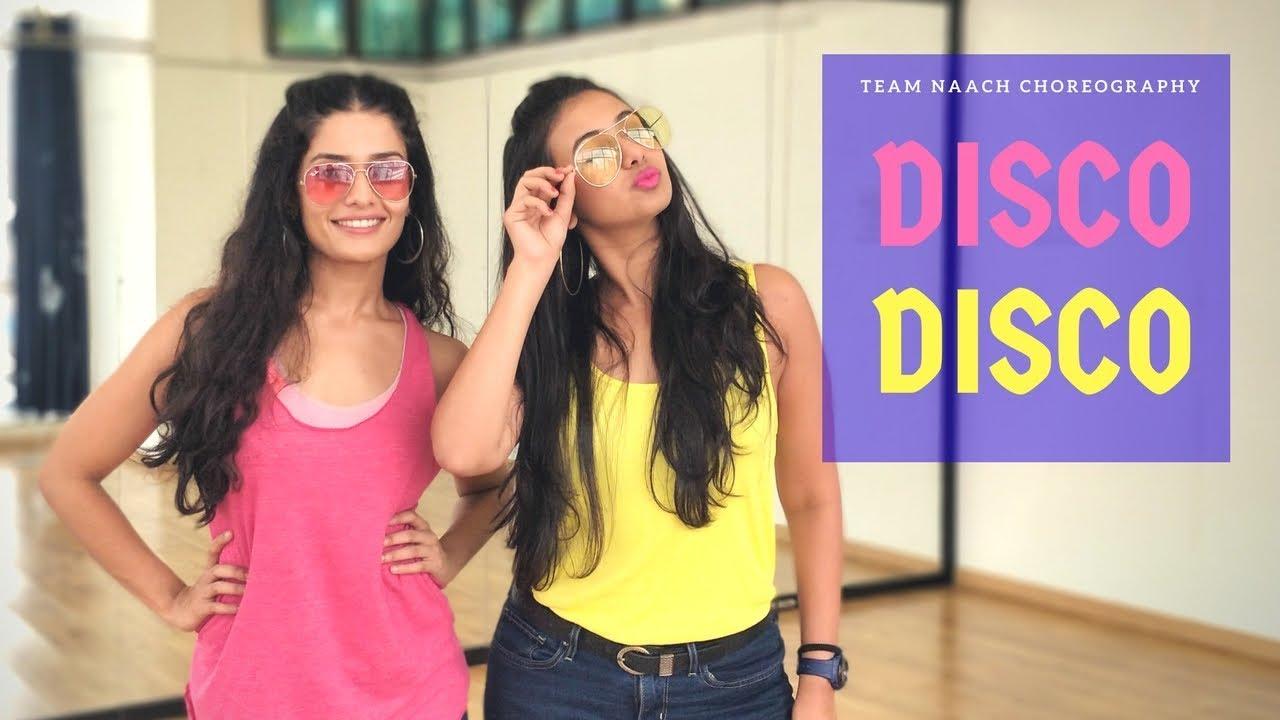 Disco Disco   A Gentleman   Bollywood Dance   Team Naach Choreography