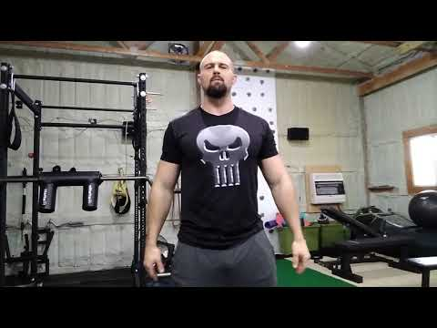 Dumbbell Scarecrow Exercise for Healthy and Big Rear Delts