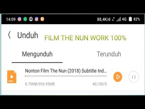 Cara Download Film The Nun (2018) Sub Indo...