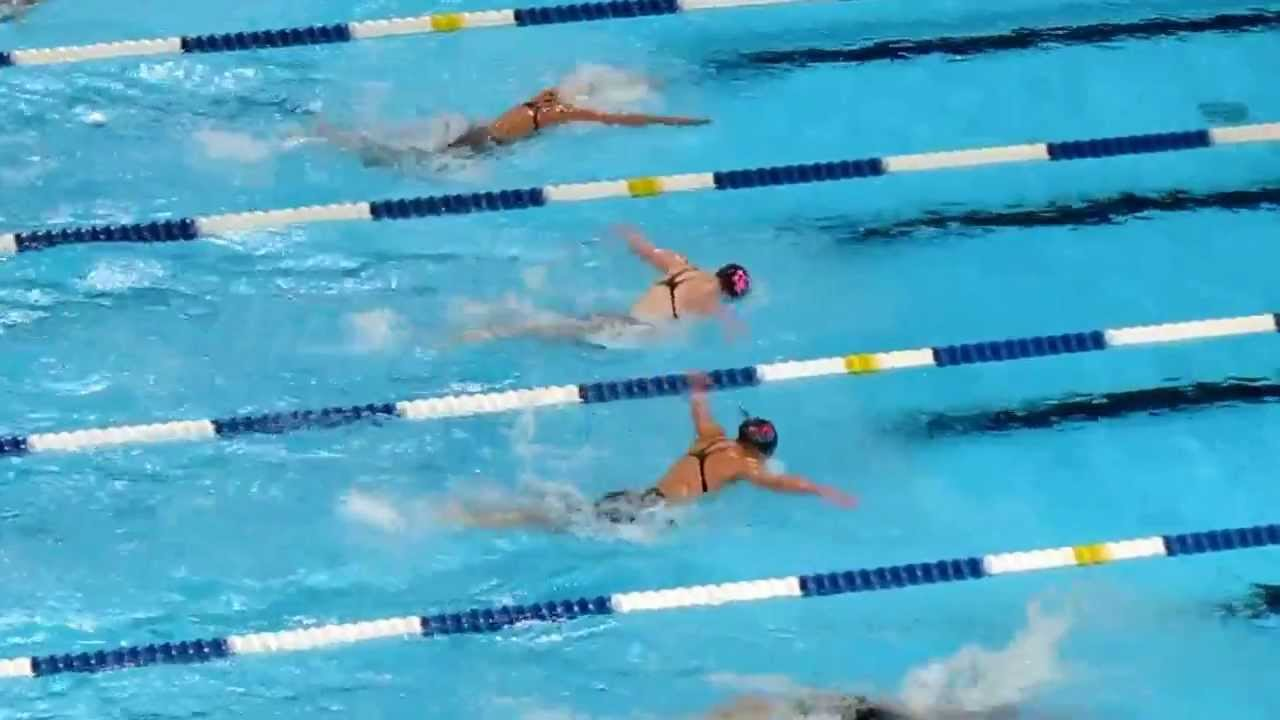 2012 Us Swimming Olympic Trial Women S 200 Fly Final Youtube