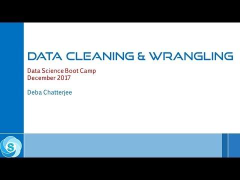 Data Wrangling: Part 1
