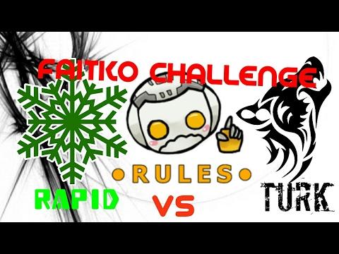 Rapid vs. Turk | FaitKO Challenge