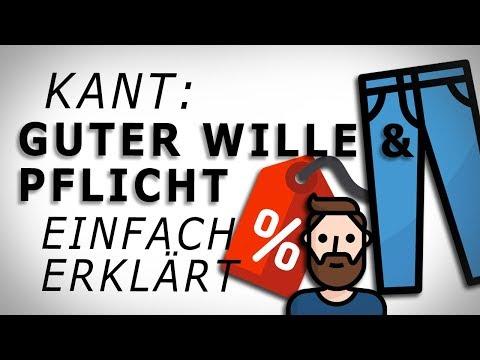 Grundlegung zur Metaphysik der Sitten from YouTube · Duration:  16 minutes 18 seconds