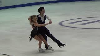 Мария Казакова Георгий Ревия Ритмический танец Чемпионат мира среди юниоров 2020