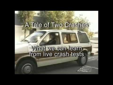Rear-End Collisions & Their Impacts on the Human Body