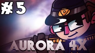 Aurora 4x: Truly Epic Space Strategy - Ep. 5 - Colonizing Mars!