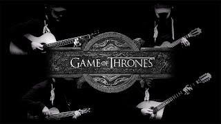 GAME OF THRONES main theme (acoustic instrumental) + TABS | Navigator Studio
