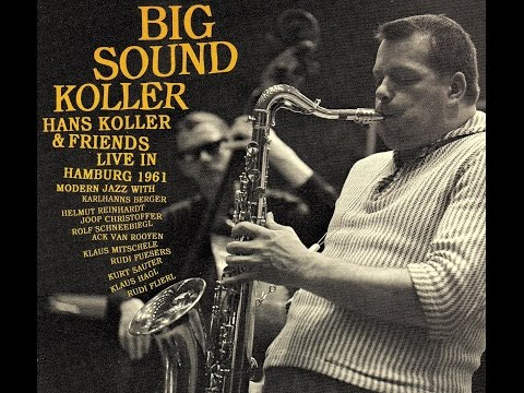 Hans Koller & Friends - Black Cats