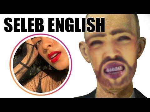 Panji, Afgan, Eva Celia - Seleb English