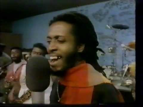 Ini Kamoze ~ Call The Police (Official Reggae Video)