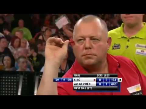 2012 World Grand Prix FINAL King vs van Gerwen