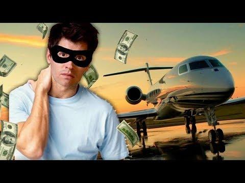 COMO ROBAR 2 MILLONES DE DOLARES !! | Sneak Thief