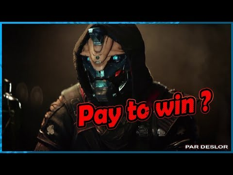 Destiny 2 PAY TO WIN ?