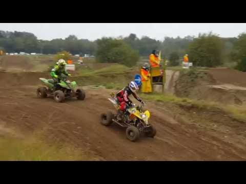 Motocross in Tensfeld - 1.Lauf Quad rennen - racing & Jumping GTÜ - CUP 2016
