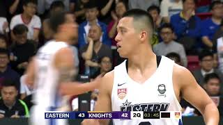 Hong Kong Eastern v BTN CLS Knights   CONDENSED HIGHLIGHTS   2018-2019 ASEAN Basketball League