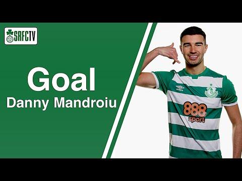 Danny Mandroiu v Derry City | 1 October 2021