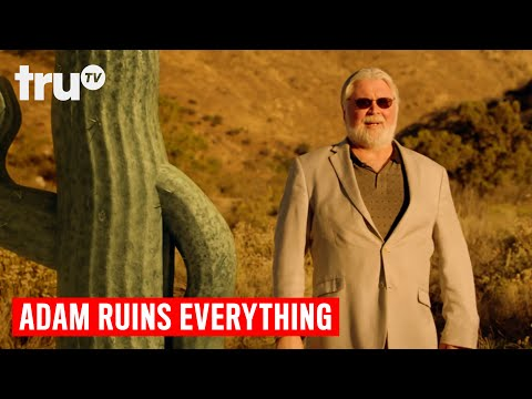 Adam Ruins Everything - Why a Wall Wont Stop Immigration