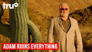 Adam Ruins Everything - Why a Wall Won't Stop Immigration