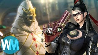 Top 10 INSANE Boss Battles from Bayonetta!